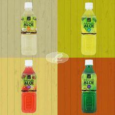 Aloe Vera - refrescante, sin gas y diferentes sabores. www.nutrafoods.es