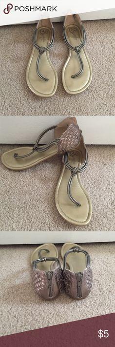 Seychelles sandals Pewter sandals Seychelles Shoes Sandals