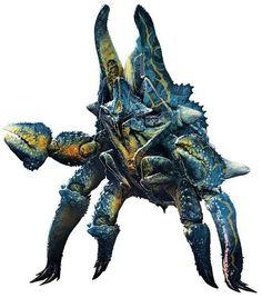 Onibaba Kaiju Concept - Pacific Rim