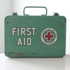 ....Our go-to external first aid kit is made up of these 6 remedies: