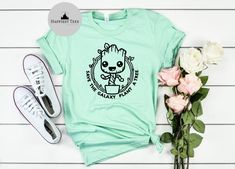 Excited to share the latest addition to my #etsy shop: Groot Save the Galaxy Plant a Tree, Groot Shirt, I am Groot, Guardians of the Galaxy Shirt, Disney Tee, Disney Family, Disney T Shirt, Matching Disney Shirts, Disney Tees, Gifts For New Moms, Family Shirts, Shirts With Sayings, Colorful Shirts, Look, Groot Guardians, Disney Family