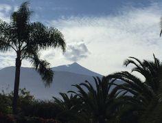 Tenerife volcán del Teide