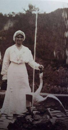 Maria, c. 1914.