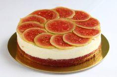 Cheesecake de Romeu e Julieta