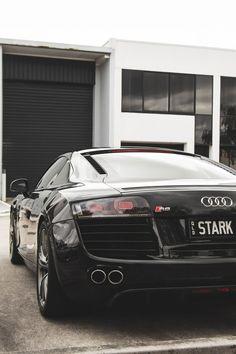 Tony Stark's Audi R8