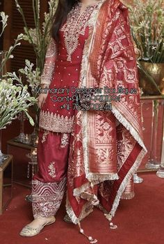 Shop salwar suits online for ladies from BIBA, W & more. Explore a range of anarkali, punjabi suits for party or for work. Pakistani Fashion Party Wear, Pakistani Wedding Outfits, Indian Bridal Outfits, Simple Pakistani Dresses, Pakistani Dress Design, Pakistani Mehndi Dress, Wedding Dresses For Girls, Party Wear Dresses, Modest Wedding