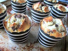 Stacey Snacks: Ricotta Chocolate Chip Muffins