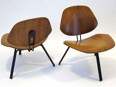 Osvaldo Borsani, Lounge Chairs (ca. 1950)