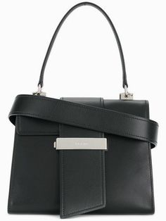 Shop Prada Ribbon handbag purses and handbags leather