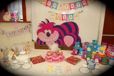 Ava's Wonderland Tea Party