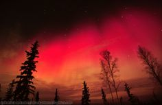 Aurora Borealis - Alaska - World in Colour