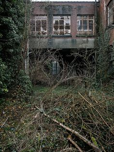 Inner State, #urbex, Mechelen, Belgium