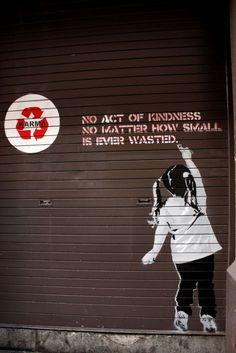 KARMA :: street art in Dublin, Ireland