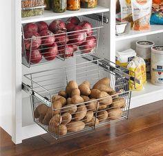 Kitchen Cupboard Designs, Kitchen Room Design, Diy Kitchen Storage, Modern Kitchen Design, Home Decor Kitchen, Interior Design Kitchen, Pantry Storage, Food Storage, Storage Ideas