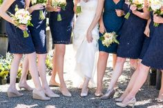 We love everything about this wedding! Green and lush gardens provided the perfect backdrop for Amy and Jeff's special day. Thank you Jessica Hill Photography for sharing these images! Click HERE to see the full wedding.