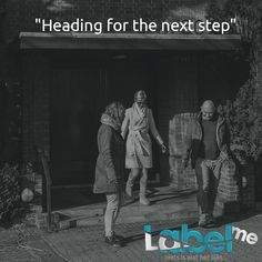"""Heading for the next step"" #Haarlem #LabelMeFilm #making_of MEER_WETEN? #LMF"
