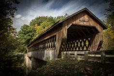 State Road Covered Bridge, Ohio