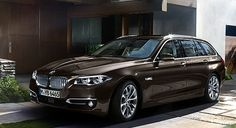 2018 BMW 550d xDrive Touring | Primary Car