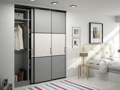 id e d co pour votre entr e portes de placard coulissantes moderne et chic portes de placard. Black Bedroom Furniture Sets. Home Design Ideas