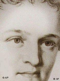 17/12/1833: Kaspar Hauser assassinado. 'Hic occultus occulto occisus est'  No dia 17 de dezembro de 1833, Kaspar Hauser morria na cidade de Ansbach em consequência do esfaqueamento por um desconhecido. Cinco anos antes, ele aparecera em Nurembergue sem que ninguém soubesse de onde vinha.