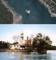 5 Insanely Small And Inhabited Private Islands - 冰果英语--智能学习专家 - powered by dedecms