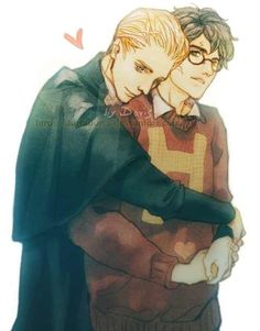 Harry Potter ~ Drarry Draco Malfoy x Harry Potter | Yaoi ...