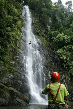 Parque Estadual Turístico do Alto Ribeira (PETAR) - São Paulo  Brazil Places Around The World, Around The Worlds, Wonderful Places, Beautiful Places, Reserva Natural, Rappelling, Largest Countries, Adventure Is Out There, Amazing Destinations