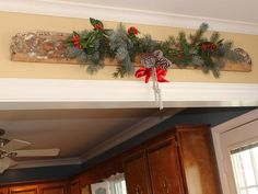 How to Turn Salvaged Molding Into Pretty Holiday Decor | HGTV Design Blog – Design Happens