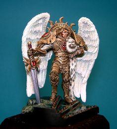 Primarch - Sanguinius of the Blood Angels