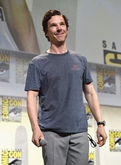 Benedict Cumberbatch Photos - Marvel Studios Hall H Panel - Zimbio