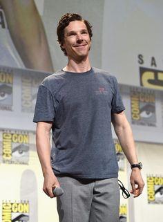 Benedict Cumberbatch Photos - Marvel Studios Hall H Panel - Zimbio