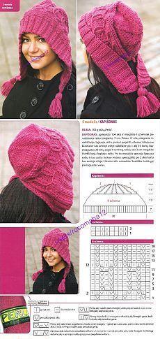 New crochet hat cable slouch beanie 53 ideas Crochet Hood, Crochet Shoes Pattern, Crochet Motifs, Crochet Yarn, Knitting Patterns, Knitting Stitches, Baby Knitting, Knitting Needles, Crochet Baby Beanie