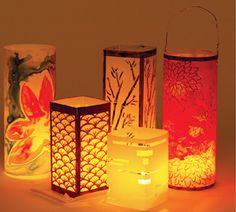 Paper Japenese Lantern Craft