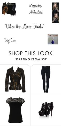 """Kassandra Mikaelson Worlds Colliding (The Originals) 2.19 ""When the Levee Breaks"""" by mysticfalls1997 ❤ liked on Polyvore featuring Alexander McQueen, STELLA McCARTNEY, Missguided and NOVICA"