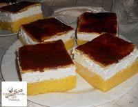 Fincsi receptek: Krémes sütik Sweet Cookies, Tiramisu, Cheesecake, Ethnic Recipes, Food, France, Romanian Recipes, Cakes, Cheesecake Cake