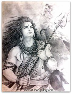 Shiva (the destroyer)
