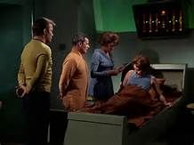 star trek 3 x 24 the turnabout incident sandra smith as dr janice
