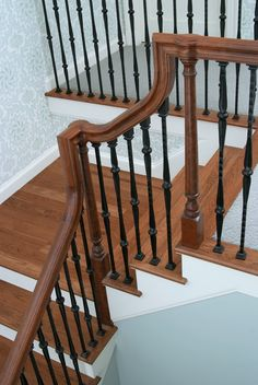 Best 44 Best Staircases Images In 2019 Hardwood Stairs Stair 640 x 480