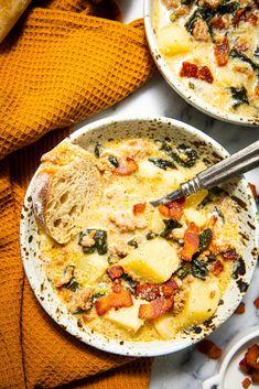 Slow Cooker Recipes, Crockpot Recipes, Soup Recipes, Cooking Recipes, Cooking Ideas, Yummy Recipes, Chicken Recipes, Crock Pot Soup