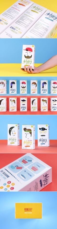 Delysoy Pasta — The Dieline | Packaging & Branding Design & Innovation News