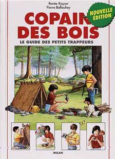 LE livre, il permettait aux enfants de se prendre pour Robinson Crusoé... Les Scouts, Vintage Toys, Old Things, Childhood, Teen, Memories, Baseball Cards, Comics, School