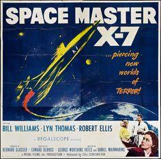 Space Master X-7 (20th Century Fox, 1958)