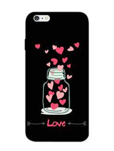 Mason Jar Love - Designer Mobile Phone Case Cover for iPhone 6
