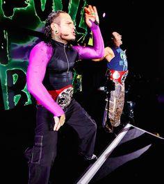 Jeff and Matt Hardy