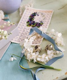 These handcrafted Easter ideaswill put a fresh face on spring.