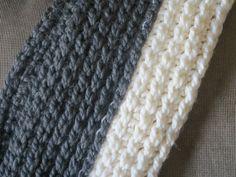 Crochet Dreamz: Chunky Infinity Scarf Crochet Pattern, Knit Look ...