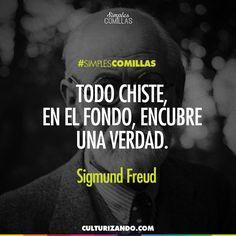 Culturizando.com: 20 curiosidades sobre Sigmund Freud (+Foto frase)
