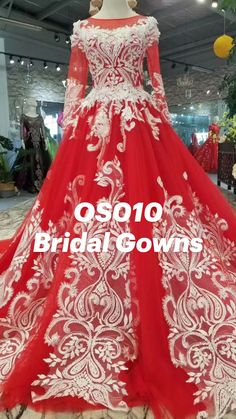Gown Wedding, Bridal Gowns, Wedding Dresses, Red Quinceanera Dresses, Fashion Sewing, Ball Gowns, Queen, Formal Dresses, Clothing