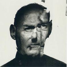 self portrait ~ by Irving Penn