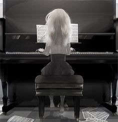 Gemma plays music to drown out the voices in her head  Same...........here..........for.........me